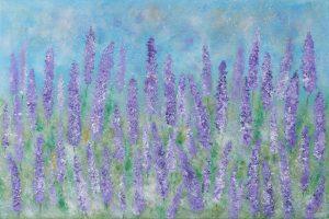 Levandule II. Lavenders II.