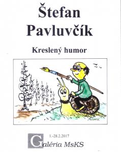 "Výstava ""Kreslený humor"" 1. - 28. 2. 2017"