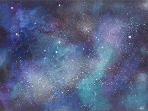 Vesmír, The Universe
